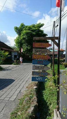 cafe in Ubud