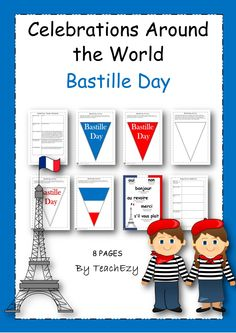 facts on bastille day