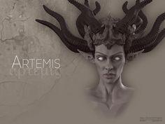 Artemis by Nero-tbs.deviantart.com on @DeviantArt