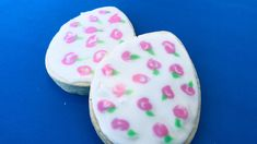 Join Kinley - age 8 in making decorated sugar cookies