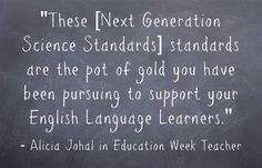 Response: Teaching Science to English Language Learners