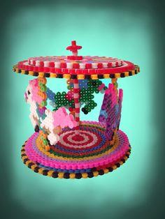 Tío Vivo Hama Beads 3D