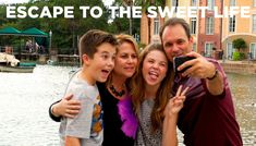 Escape to the Sweet Life Universal Orlando Vacations, Universal Studios Florida, Orlando Resorts, Florida Hotels, Sweet Life, Beach Resorts, Traveling By Yourself, Pools, Spa