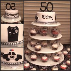 50th police birthday