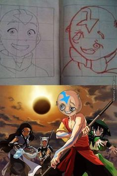 Avatar: The Last Airbender / The Legend of Korra: Image Gallery (List View) Crazy Funny Memes, Really Funny Memes, Stupid Funny Memes, Funny Relatable Memes, Haha Funny, Hilarious, Anime Meme, Rage Comic, Memes Estúpidos