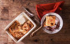 Τεμπελόπιτα με λιαστή ντομάτα και μπέικον Cooking, Food, Baking Center, Koken, Meals, Yemek, Cook, Eten, Cuisine
