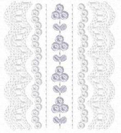 Circle Heirloom Set (designer, From The Needle Of Anne)    OregonPatchWorks.com