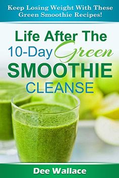 Free eBook for a limited time (no Kindle required). Download to your Kindle app or Cloud Reader for PC (opens into a browser) now before the price increases (please check first): Life After The 10-Day Green Smoothie Cleanse: Keep losing weight with these green smoothie recipes! (Smoothies Book 2)