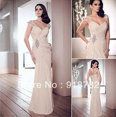 Off white #Gown
