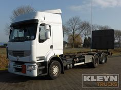 Used Truck RENAULT BDF System PREMIUM 450 for sale!
