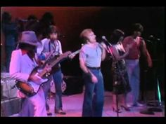 Midnight Special 1977- Domino with Elvin Bishop and Mickey Thomas