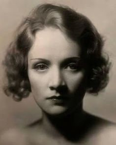 We Had Faces Then — Marlene Dietrich, 1932 Hollywood Icons, Vintage Hollywood, Hollywood Glamour, Hollywood Stars, Classic Hollywood, Marlene Dietrich, Divas, Vintage Photography, Portrait Photography