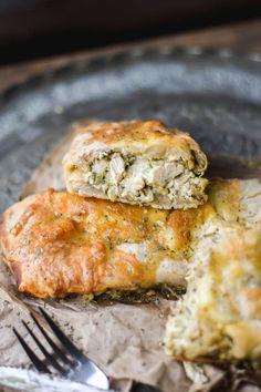 Creamy Spinach & Artichoke Chicken Bakes (6)