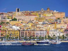Travel essentialsWhy go nowSardinia's fascinating capital is Italy's Capital of Culture for 2015. The city is full of fragments of the past – spanning Carthaginian, Roman, Byzantine, Spanish and Italian eras – overlaid with an indulgent layer of 21st-century dolce vita. And Cagliari's 25 centuries of heritage become more accessible this summer from Britain thanks to new flights.