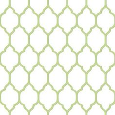 Moroccan Trellis, from the Casabella II collection from York Wallcoverings