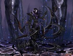 Ophiel the fallen Angel