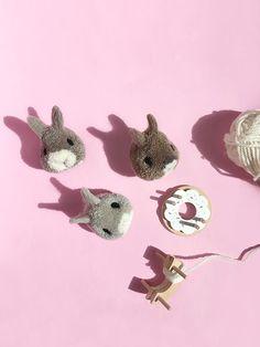 Pom pom bunny | @pommaker Tutorial with a full step-by-step video