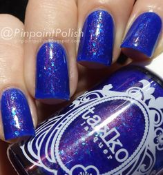 Takko Lacquer - We're All Mad Here (tested once, $19) or SWAP for another Takko (old bottle) or Lilypad, Colors by Llarowe, Alys dream or Enchanted (wishlist!)