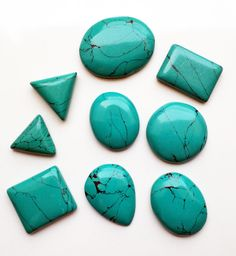 Turquoise Gemstone, Loose Gemstones, Link, Ebay