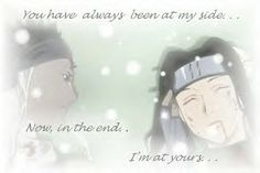 Haku and Zabuza. by ~VincinityOfObscenity on deviantART    <3 :'(