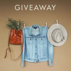"""Whos feeling LUCKY? @officialluckybrand and our Editor-in-Chief @ladydubbs curated some fun """"Summer Staples togethera Classic Jean Jacket the Point Small Drawstring Bag and the Mixed Weave Panama Hat. For the chance to win these pieces as well as a $250 Visa gift card follow the directions below!  TO ENTER: Simply follow @officialluckybrand @darling and tag 3 friends below! Well select a random winner tomorrow 5/25 at noon/PST. (Contest open to US residents only). Good luck! #MyLuckyBrand by…"""