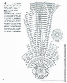 "Photo from album ""Lace Doily Book on Yandex. Crochet Doily Diagram, Crochet Motif Patterns, Crochet Mandala, Knit Crochet, Lace Doilies, Crochet Doilies, Crochet Angels, Online Diary, Crochet Magazine"