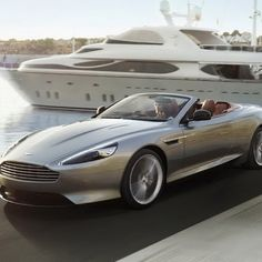 Incredibly stunning and immaculate Aston Martin DB9