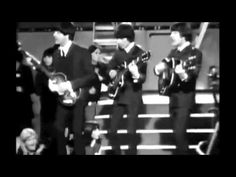 """The Beatles - I Feel Fine 1963 """"I Feel Fine"""" is a riff-driven rock song written primarily by John Lennon (credited to Lennon/McCartney) and released in 1964 ..."""