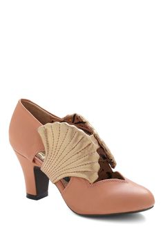 shell shoes,its the closest I'll ever get to be to being a mermaid but I'll take it!