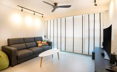 Project by Cozy Ideas. #interiordesign #livingroom #renovation #cosy #home #sghomes #idsg #housedecor #renopedia #hdb #homestyling #furniture #furnishing #bedroom #minimal #picoftheday #followme #follow #archidaily #beautiful #design #abstract
