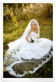 Outdoor Houston Bridal Portraits at Hermann Park – Kendall