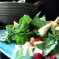 Winter Fruit Salad with Lemon Poppyseed Dressing - Allrecipes.com