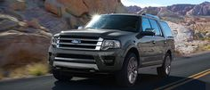2015-Ford-Expedition: One of the Top 5 Best Cars for Big Families