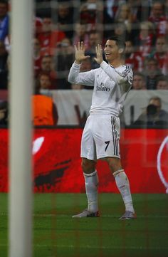 CR7; Bayern Munich 0 Real Madrid 4 (29/4/2014)