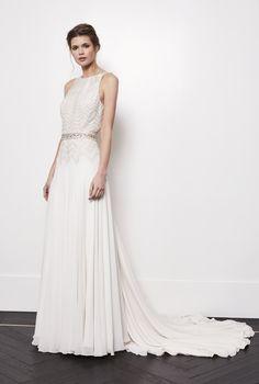 Viola Wedding Dress | Designer Wedding Dresses | Amanda Wakeley | Amanda Wakeley