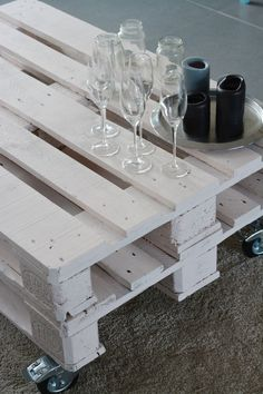 diy but for outdoor bench First Home, Diys, Sweet Home, Dining Table, Crafty, Projects, Inspiration, Furniture, Design