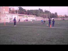 Tècnica Colectiva de Pases 2 ( Atlético de Madrid )