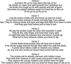 Pirates Poems Examples Of Pirates | Dolphin Class ...