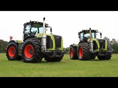 Claas Xerion 4500 / 5000