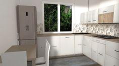 Kitchen #kitchen #kuchnia #home #interiordesign #graphic #art