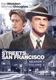 affiche  Les rues de San Francisco 105618