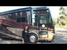 Stock 2013 Phaeton Motor Home Tiffin Motorhomes, Recreational Vehicles, Youtube, Camper, Youtubers, Youtube Movies, Campers, Single Wide