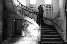 Sonntag, 15.02., 11:01 Uhr – Dreilinden, Altes Sanatorium: Dem Tod auf der Spur. © Eva Kejíková
