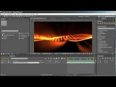AE: Creating 'Organic Wave' Scene - YouTube