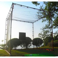 Mastercage Golf Hitting Cage Net | Smitty's Dot Golf