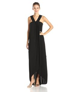 Where are you going tonight? #drape evening #gown | @rachelzoe from www.outlet77.com