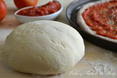 ricetta impasto per pizza  Dolce e Salato di Miky