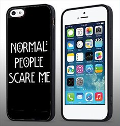 GOWENXDCD - Normal People Scare Me Custom Case for Iphone 4 4s 5 5c 6 6plus (iphone 6 black) gowenxDCD http://www.amazon.com/dp/B015NZIJXG/ref=cm_sw_r_pi_dp_M1sxwb0EM4QX7