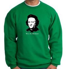 The Three 3 Stooges VIVA LA STOOGES Funny Adult Sweatshirt - Kelly Green Red Vest, Cheap Shirts, Kelly Green, Tuxedo, Funny Shirts, Graphic Sweatshirt, Pullover, Funny Humor, Sweatshirts