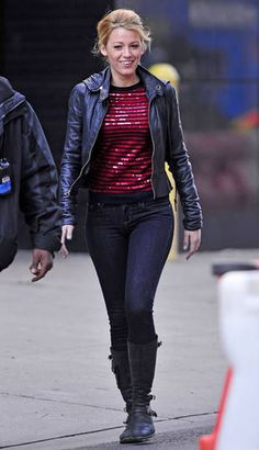 Gossip Girl Fashion: Get Blake Lively's Cute and Casual Sequins — For Less!